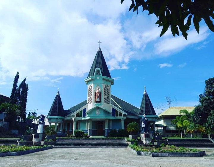 Ledalero - a major Catholic Seminary