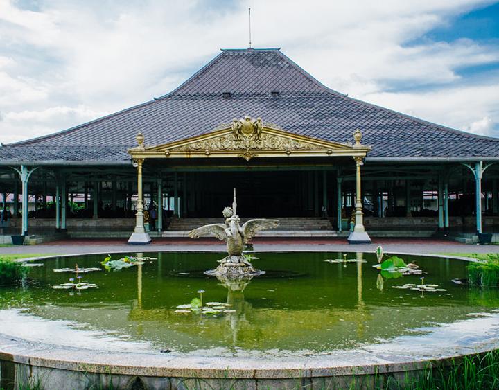 Visit Mangku Negara Palace