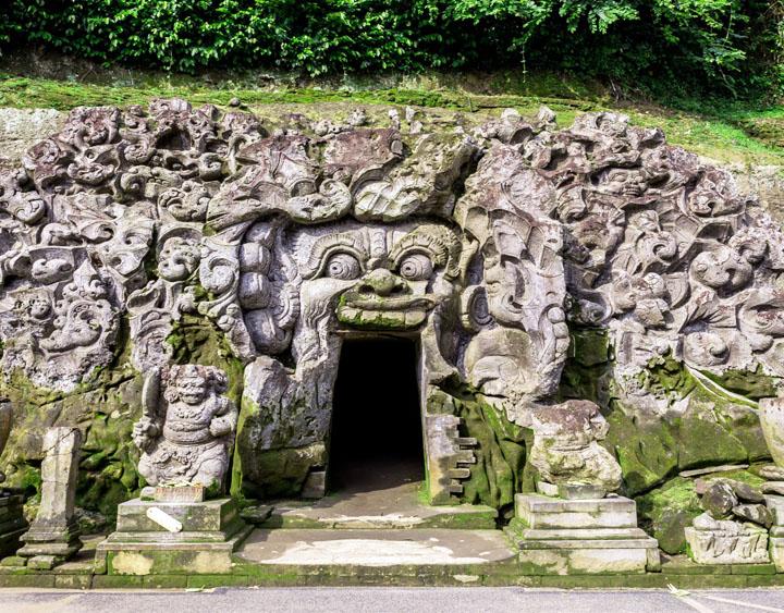 Goa Gajah (Elephant Cave)