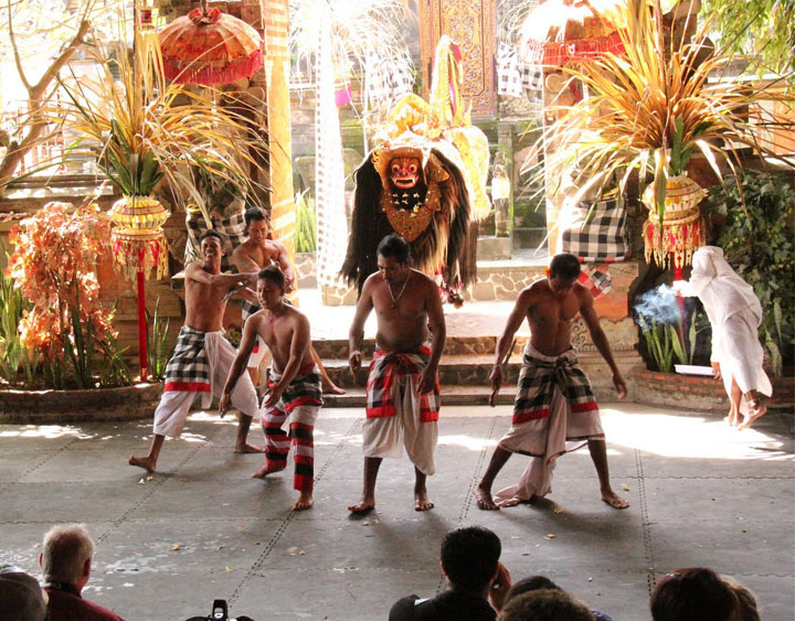 Barong and Keris - The Traditional Balinese Dance