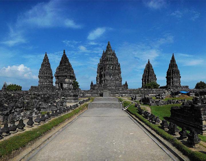 Hindu Temples of Prambanan