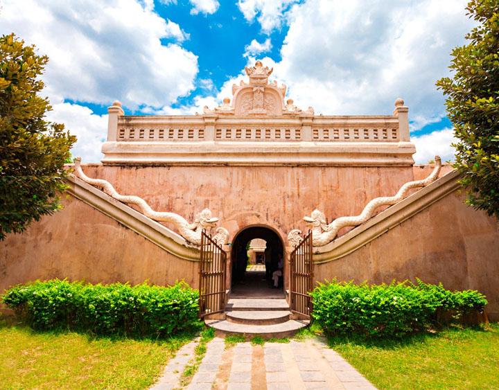 Water Castle at Taman Sari