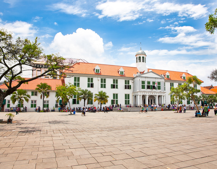 the old city (Kota Tua)