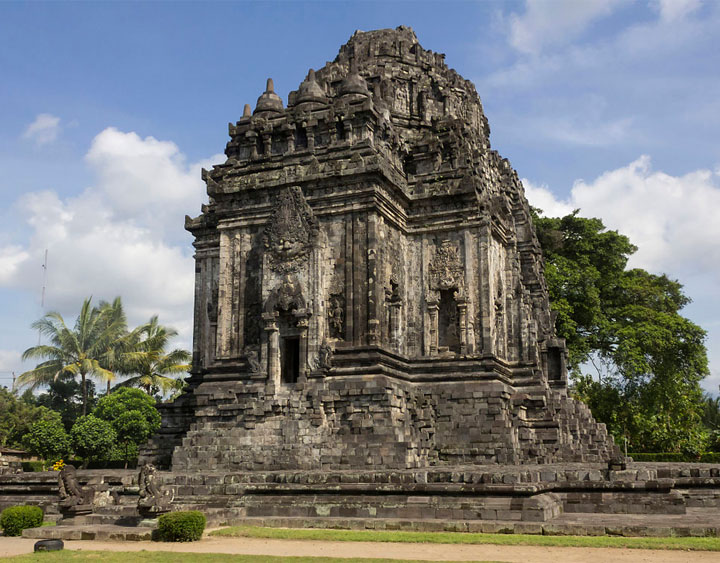 Plaosan and Kalasan Temples