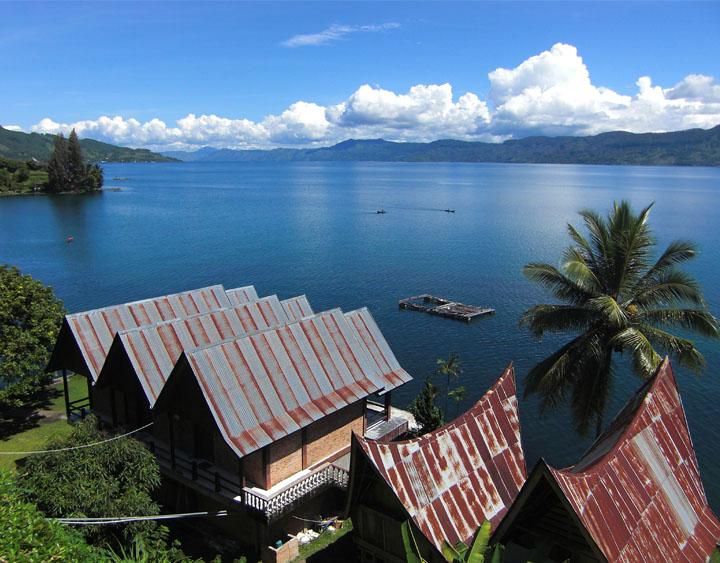 Lake Toba and Samosir Island