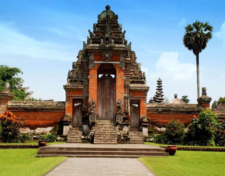 Taman Ayun Royal Temple