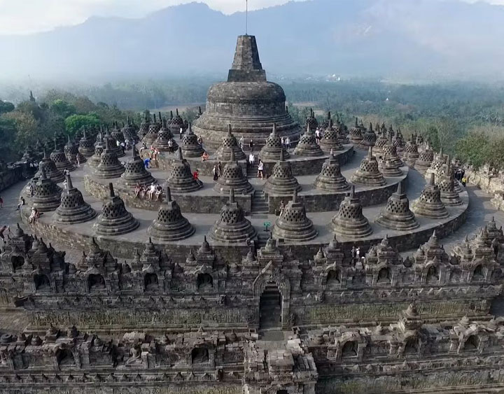 Borobudur Tample