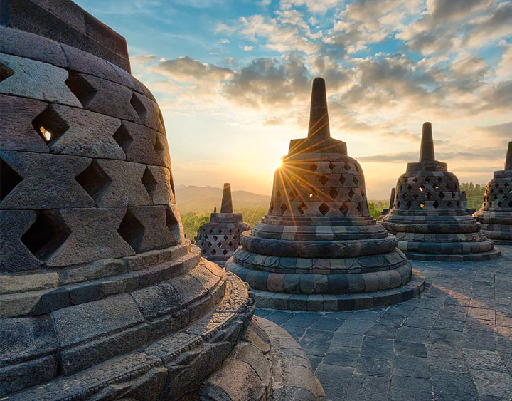 "Buddhist Temple ""Borobudur"""