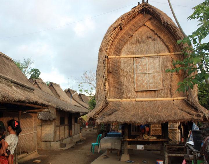 Rambitan/Sade village