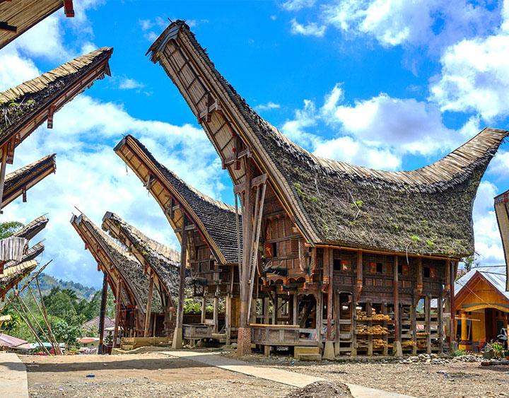 Kete Kesu - a traditional Torajan village