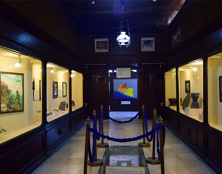 Sonobudoyo Museum