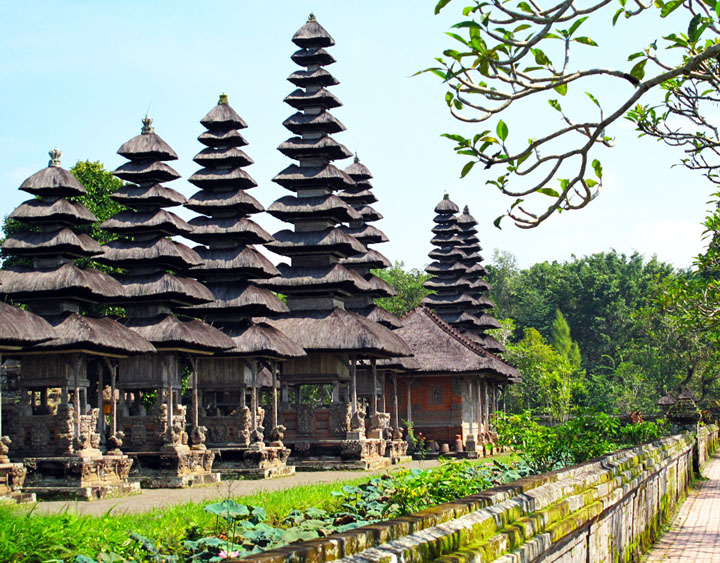 The Royal Temple of Pura Taman Ayun