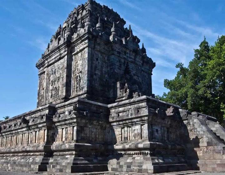 Pawon and Mendut Temples