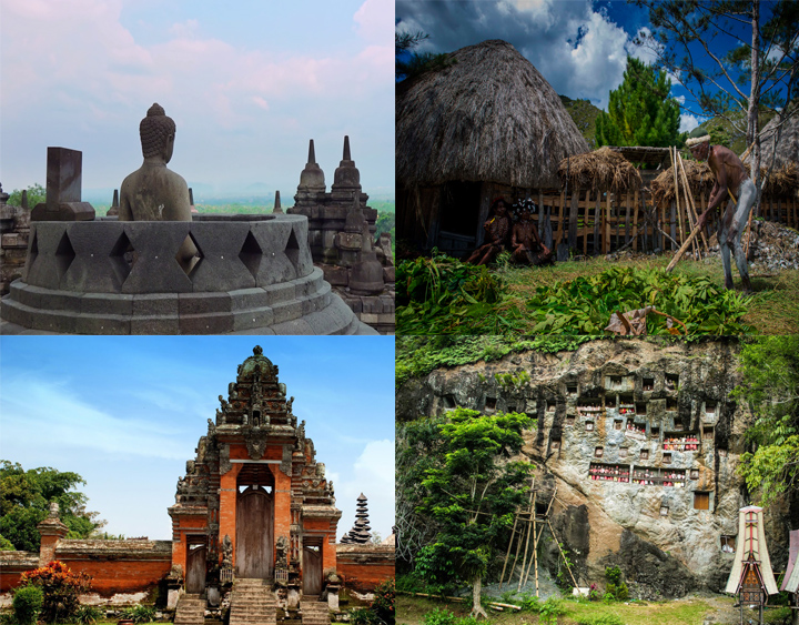 18 Days Indonesia Highland to tribal life Exploration