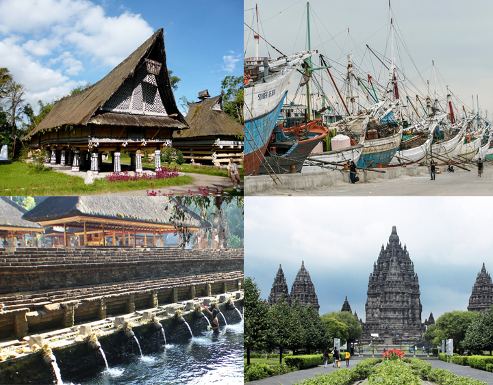 9 Days Indonesia Eco, Culture and Temple Tour