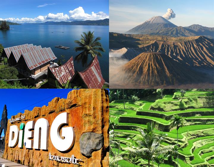 20 Days Sumatra - Java and Bali Soft Adventure