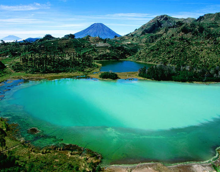 Dieng Plateau The Nature Adventure