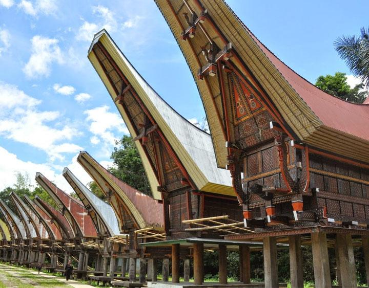 6 Days Toraja Highland, Rafting and Hiking Tour