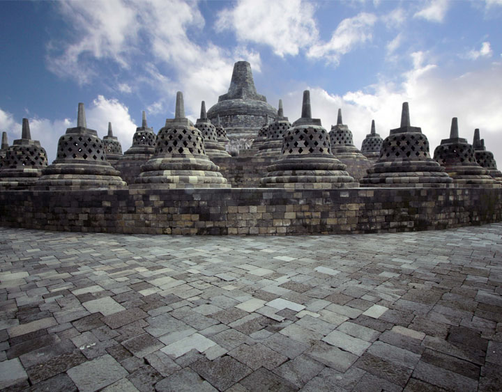 2 Days Borobudur The Seventh World Wonder Tour
