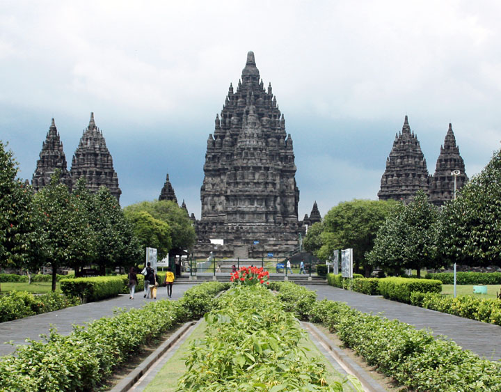 Prambanan Hindhu Temple Discovery