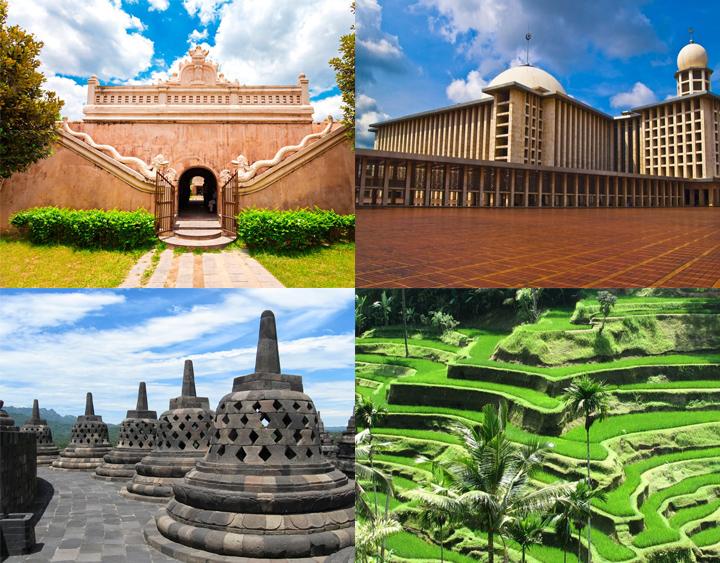 7 Days Java, Yogyakarta and Bali Holiday