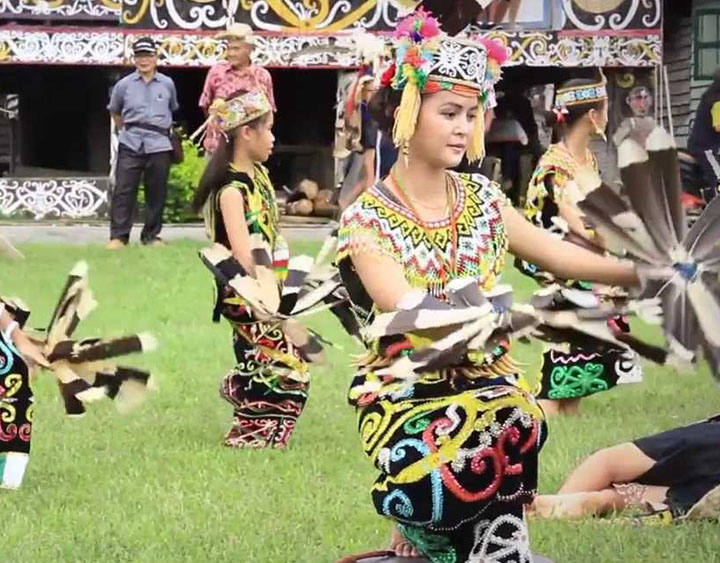 6 Days Land of The Dayak Discovery - River Safari in Borneo
